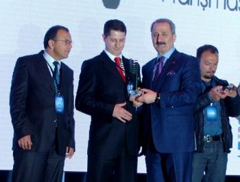 Aktaş Holding arge ekibi geleceği tasarladı